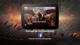 Heroes of Dragon Age YouTube video