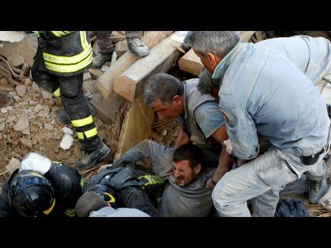 U zemljotresu u Italiji 247 mrtvih, bilans raste
