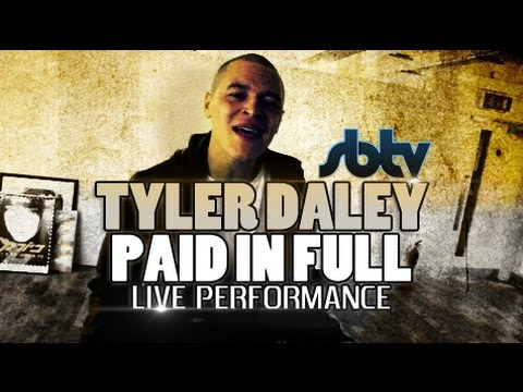 "Tyler Daley – ""Paid In Full"" – Live Performance"