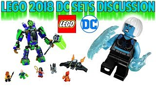 MJ discusses his thoughts on Lobo, Reverse Flash, Killer Frost, cool new explosive elements and more in this awesome look at the 2018 DC Super Heroes LEGO sets.News broke at Forbes and images from Forbes and The Brick Fan.►My Food Reviews! http:www.youtube.com/user/foodreviewuk►Daily VLOG: https://www.youtube.com/user/MichaelJamiesonsLife►Instagram - www.instagram.com/rezourceman►Flick - www.flickr.com/rezourcemanBusiness Enquiries - michaeljamiesoncomedy@gmail.com