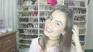 Tutorial - Penteado Inspirado Ariana Grande (Penteado Shih Tzu) - por Amanda Ribeiro