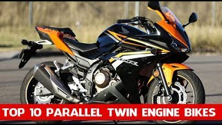 8. The Top 10 Parallel Twin Engine Bikes On The Market! Top 10 Modern Parallel Twin Motorcycles!