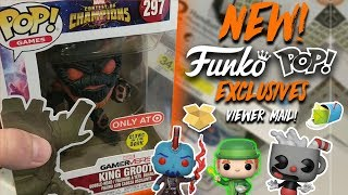 Video NEW Funko Pop Exclusives - Funko Pop Hunt! (Unboxings & Viewer Mail) MP3, 3GP, MP4, WEBM, AVI, FLV Oktober 2018