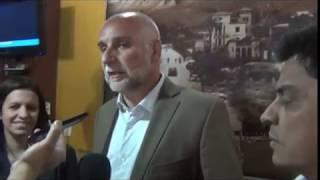 EN CONFERENCIA DE PRENSA: PRESENTACION DE LAS PATRONALES DE VILLA GIARDINO