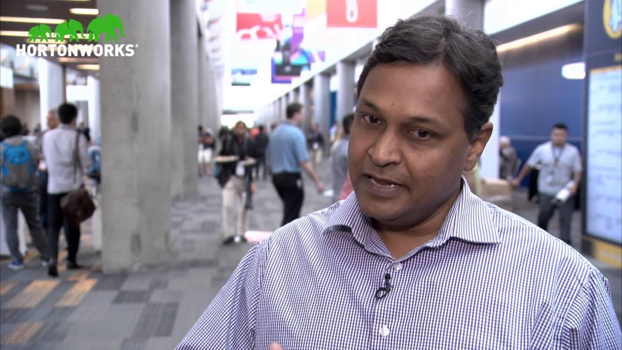 esgyn Partner Interview Hadoop Summit San Jose 2016