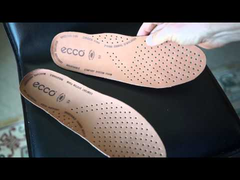 ECCO Leather Insole
