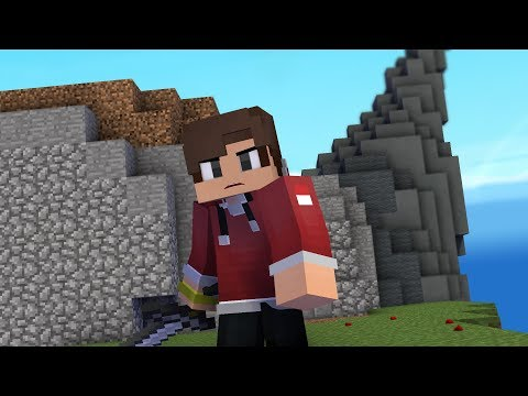 #89 {$} Minecraft Intro ~EmptyGI~ [Mine-Imator+AE]