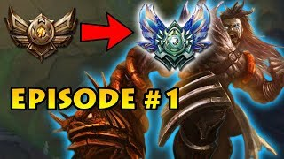 Video From the Depths of Bronze to Diamond Episode #1 | PLUS Update on Unranked to Bronze 5 Report MP3, 3GP, MP4, WEBM, AVI, FLV Juli 2018
