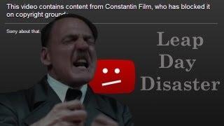 BLOCKED PARODY: Hitler's Leap Day Disaster!