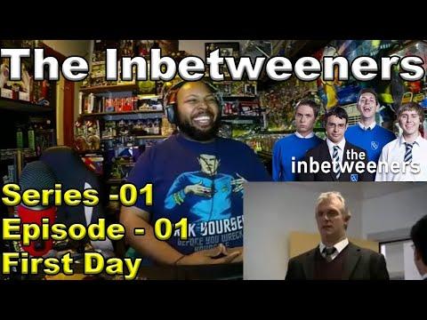 The Inbetweeners Episode 1 Series 1  VPN version Reaction