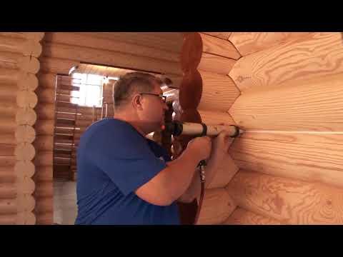 Акрил-каучуковый герметик для дерева Remmers Acryl 100  – герметик премиум класса для заделки швов между деревянными элементами зданий, трещин, неровностей и любого вида стыков.
