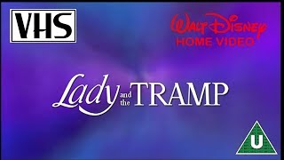Video Opening to Lady and the Tramp UK VHS (1990) MP3, 3GP, MP4, WEBM, AVI, FLV Oktober 2018