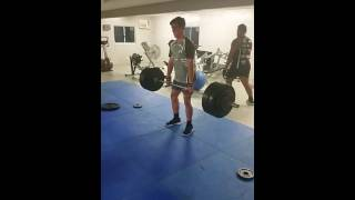 THP Develoment Update - Deadlift