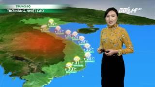 (VTC14)_Thời tiết 6h ngày 04.03.2017, Dự Báo Thời Tiết, Dự Báo Thời Tiết ngày mai, Dự Báo Thời Tiết hôm nay