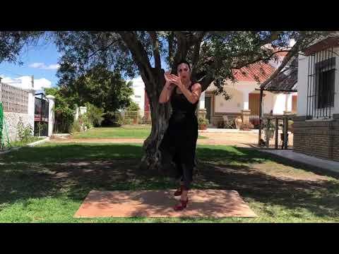 Aprenda con la Maestra de Baile Inés Romero por bulerías