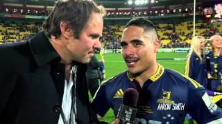CGW | Highlanders Super Rugby Champions 2015