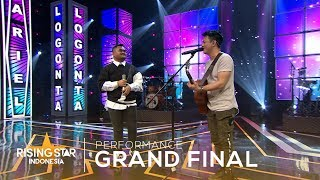 "Video Ariel Feat Logonta Tarigan ""Ini Cinta"" 