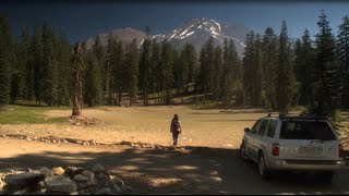 BTS - Erin Gray Approaches Mt. Shasta