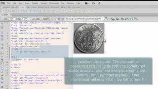 Dreamweaver Cs 6 Tutorial : Very Important Css Properties , Beginners Can't Miss.