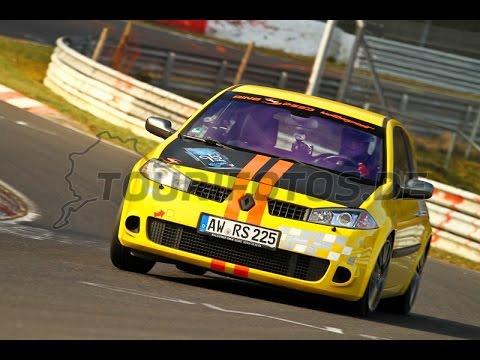 Nürburgring, Renault Megane RS