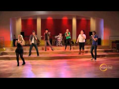 Glee Project - the glee project season 2 contenders perform 