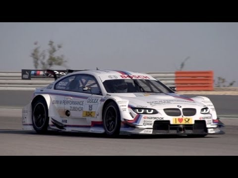 0 Deutsche Tourenwagen Monkeyschaft: Chris Harris Drives the BMW M3 DTM Racer [Video]