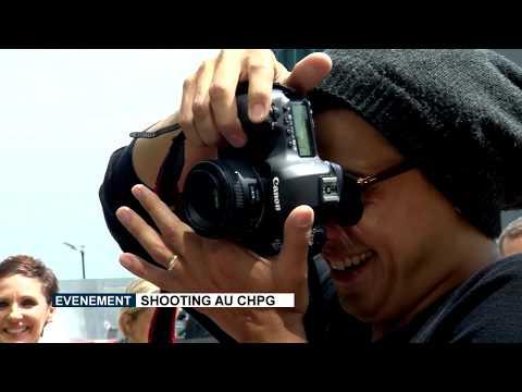 Shooting photo au CHPG