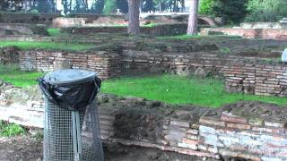 Ostia Antica Italy  City new picture : Tour of Scavi Archeologici di Ostia Antica, Ostia Antica, Rome, Italy