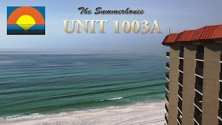 Unit 1003 A Summerhouse Panama City Beach Vacation Condo
