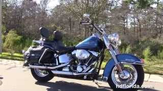 8. Used 2005 Harley Davidson Heritage Softail Classic Motorcycles for sale