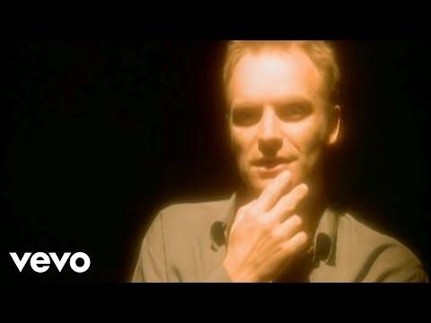 Sting - Fields of gold lyrics