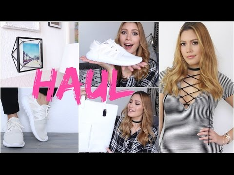 Fashion/Home (Mango, Adidas, Urban Outfitters...) Collective Haul | funnypilgrim