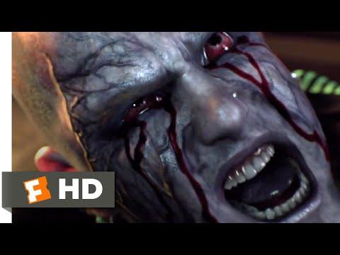 Resident Evil: Damnation (2012) - Las Plagas Mutation Scene (3/10) | Movieclips