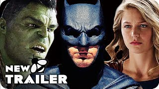 Comic Con 2017 Trailer Compilation - All Trailers for Superhero Movies & Series from the SDCC 2017Subscribe for more: http://www.youtube.com/subscription_center?add_user=NewTrailersBuzzSDCC 2017 Superhero Movies & Series:Thor 3 RagnarokJustice LeagueMarvels The DefendersThe GiftedArrowThe FlashLegends of TomorrowKryptonSupergirlGothamBlack Lightning