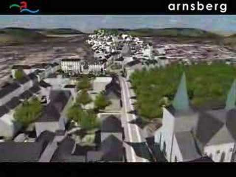 Arnsberg Overview in 3D