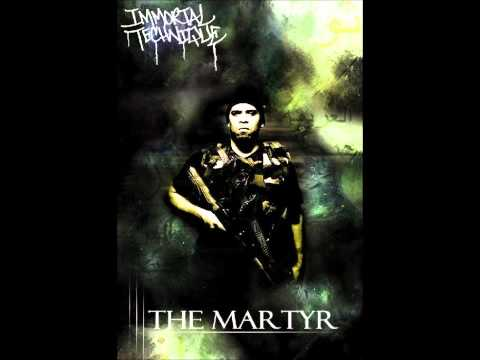 Immortal Technique - Mark of the Beast Ft. Akir and Beast 1333 (W/ Lyrics)
