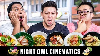 Video Food King: The Search for the Ultimate Wanton Mee! MP3, 3GP, MP4, WEBM, AVI, FLV November 2018