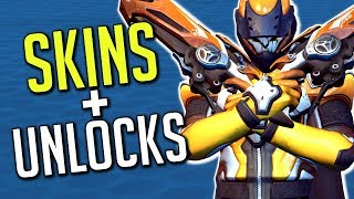 Going over all new skins and unlocks for summer games 2017. Biker Reaper, Grillmaster: 76, Scuba Sombra, Cricket Junkrat, Bikini Widowmaker, and MORE! Lucioball is back too! There's cool new voicelines, new skins, and victory poses too!►Twitch Stream: https://www.twitch.tv/lonehawktv►Twitter: https://twitter.com/L0NEHAWK►Discord: http://discord.gg/LoneHawk