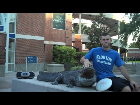 Brodie Smith - Frisbee Trick Shots