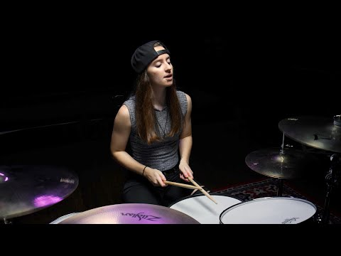 """Foo Fighters  """"My Hero"""" Cover by Kristina Schiano"""