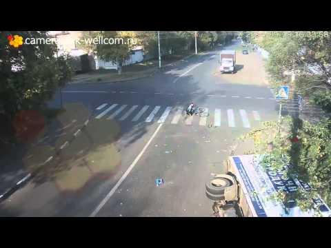 Авария в Люберцах