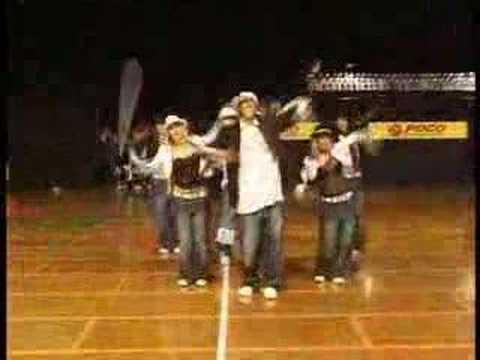Танцевальная группа Black Time (Hip Hop)