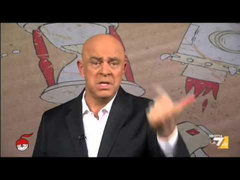 dimartedì: maurizio crozza, le olimpiadi a roma e mafia capitale