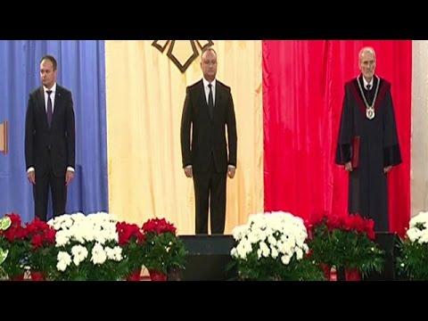 Μολδαβία: Ορκίστηκε ο νέος φιλορώσος πρόεδρος