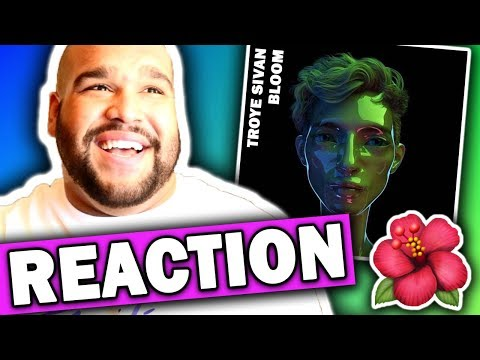 Video Troye Sivan - Bloom [REACTION] download in MP3, 3GP, MP4, WEBM, AVI, FLV January 2017