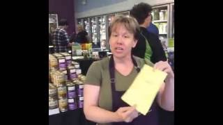 Passports for a trip around our Fall Vendor Expo!