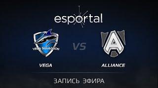 Vega vs Alliance, game 3