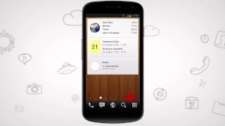 Yandex.Shell (Launcher+Dialer) YouTube video