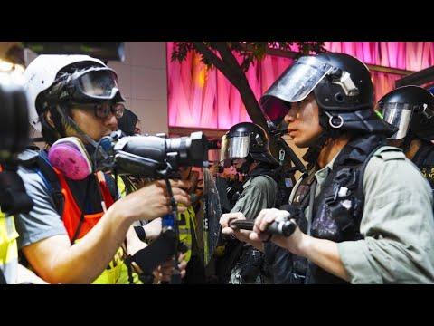 China: Demonstranten gewarnt, Abspaltungsversuche werden »zerquetscht«