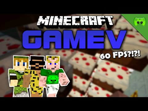 MINECRAFT Adventure Map # 4 - Game V «» Let's Play Minecraft Together   HD